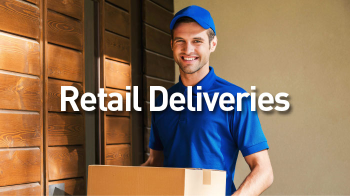 Retail Deliveries