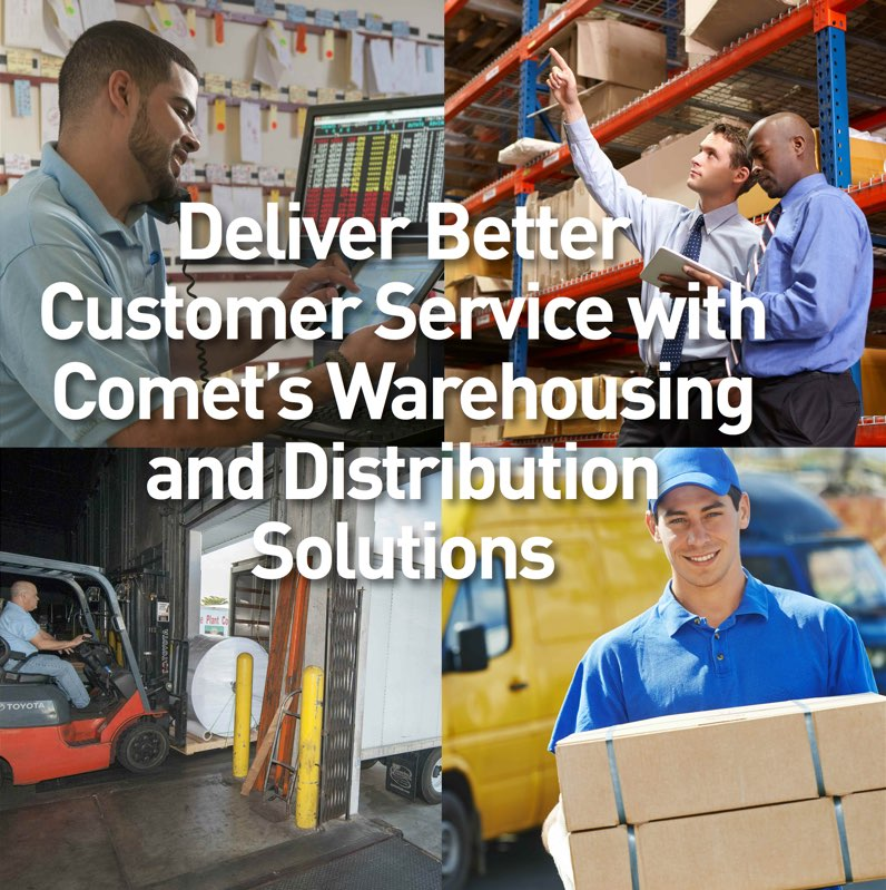 Comet's Cost-Effective Warehousing Solutions for Your Business