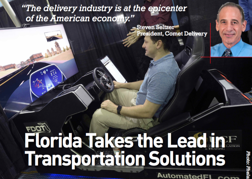 Florida Takes the Lead in Transportation Solutions