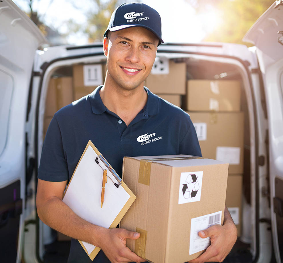 Freight Company vs. Courier Service: What Is the Difference?
