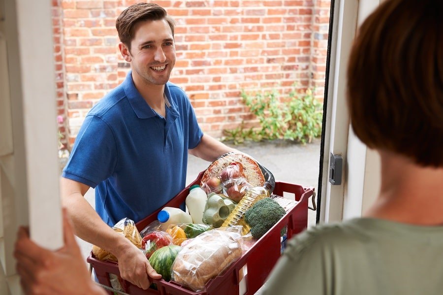 Get Essential Supplies with Home Delivery Services
